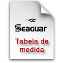 Tabela de medidas Leader Red Label